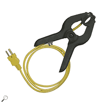 Mastercool 52337 10 ft (3 m) Clamp-on Thermocouple