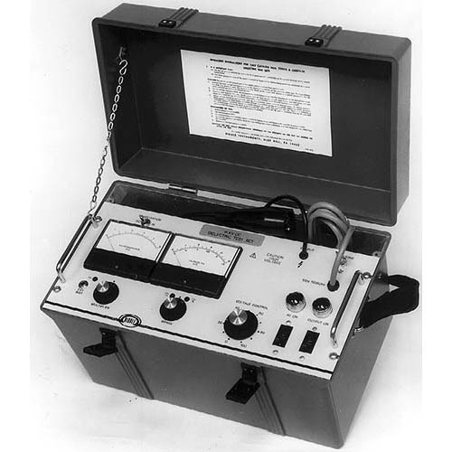 15 Kv Testers : Megger  kv dc dielectric test set at the