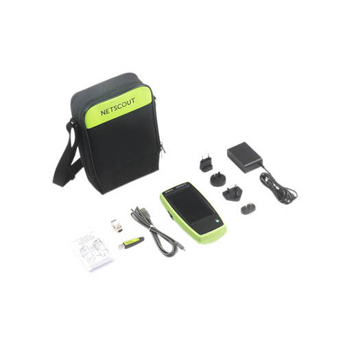 Netscout LR-G2 LinkRunner G2 Android-Based Smart Network Tester and Troubleshooting Tool