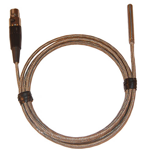 Oakton WD-08117-96 Digi-Sense Compact RTD Probe with SS 5-Foot Braided cable, 1.5 inch Probe
