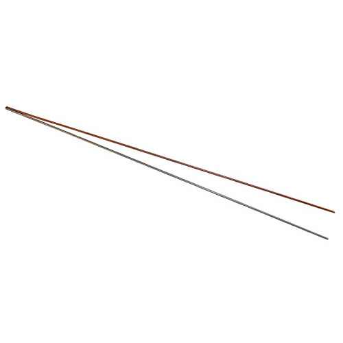 "Oakton WD-08419-07 Bare Wire Thermocouple, Type-J, 0.01"" Diameter, Fine Gauge, Pack of 5"