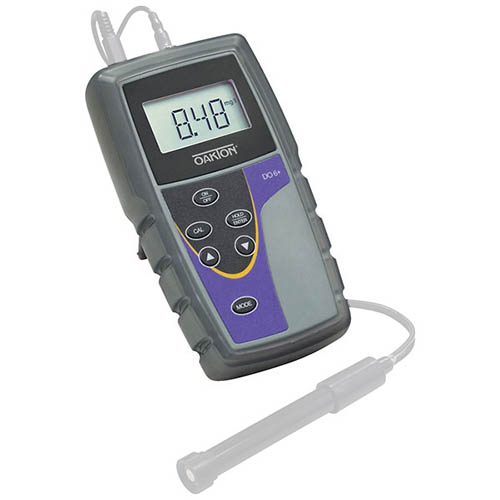 Oakton WD-35643-11 Eutech DO 6+ Dissolved Oxygen Meter & NIST calibration