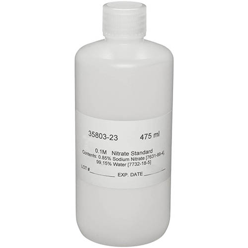 Oakton WD-35803-23 Replacement Calibration Standard-0.1M Nitrate, 475ml