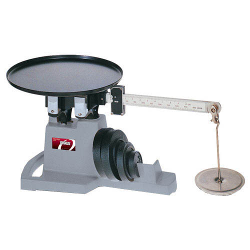OHAUS 2400-12 Field Test Mechanical Scale, Capacity 36lb, Readability 0.01lb, Platform 279mm