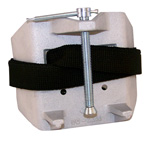 OHAUS 9014-00 Gas Cylinder Clamp - Click here for product information page