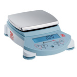 OHAUS AV812N Adventurer Pro Precision Balances, 810g capacity, 0.1g readability, NTEP Certified - Click here for product information page