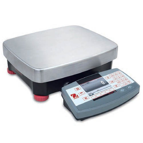 OHAUS R71MD35 Ranger 7000 Compact Bench Scale, 35000g x 0.5 g Capacity x Readability