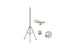 Onset M-TPA-KIT 3m HOBO Weather Station Tripod Kit