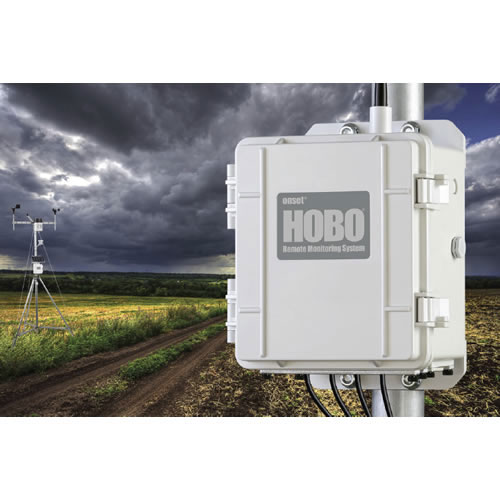 Onset RX3003-00-01 HOBO 3G Cellular Remote Monitoring Weather Station