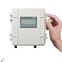 Onset HOBO U30-WIF-000-05-S100-002 U30 WiFi Data Logger, 10-Min Uploads/1-Min Log Plan