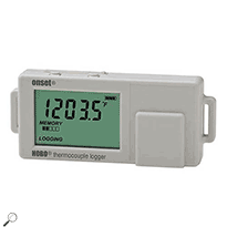 Onset UX100-014M HOBO Type J/K/T/E/R/S/B/N Thermocouple Temperature Data Logger