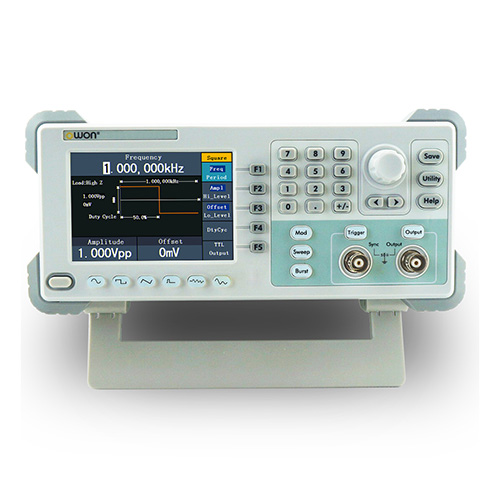 Owon AG051 Single-Channel Arbitrary Waveform Generator, 5 MHz