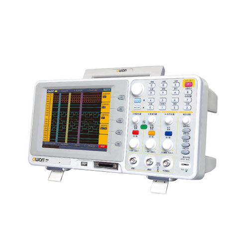 Owon MSO7102TD 100 MHz, 2+1 Ch, 1GS/s Mixed Signal Oscilloscope with Logic Analyzer