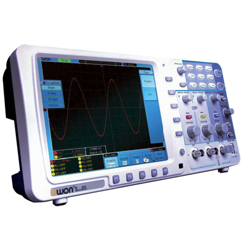 Owon Oscilloscope Display : Owon sds mhz gs s ch digital storage
