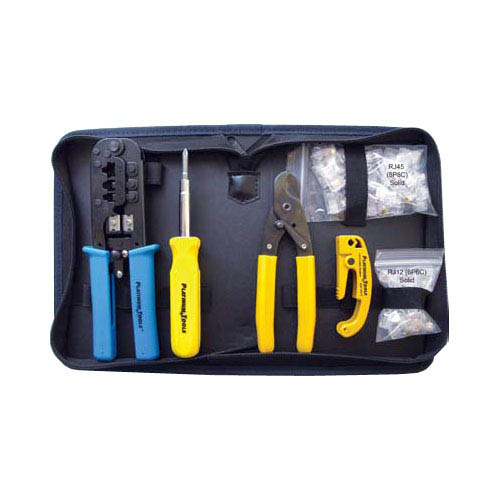 platinum tools 90109 all in one modular plug tool kit with nylon zip case at the test. Black Bedroom Furniture Sets. Home Design Ideas