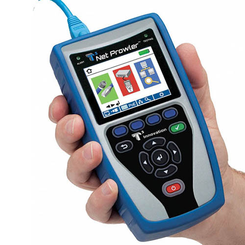 Platinum Tools TNP700 IPV4 and IPV6 Net Prowler Network Tester/Cable Verification (in-hand)