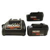Click to see more info on Ridgid Batteries and Chargers
