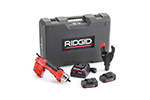 RIDGID 52108 RE 6 Electrical Tool Kit with SC-60C Scissor Cutter with Cu/Al Blades