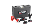 RIDGID 52133 RE 6 Electrical Tool Kit with SC-60C Scissor Cutter with ACSR Blades