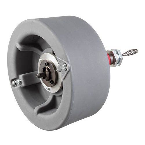 """Ridgid A-381-A (55012) Sink Drum with 25' x 5/16"""" Inner Core Cable with Bulb Head (View of K-3800 Drum Machine with Sink Assembly Installed - K-3800 Drum Machine and Components Not Included)"""