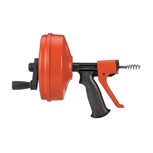 Ridgid Power Spin 57043 Dual Powered Hand Spinner With