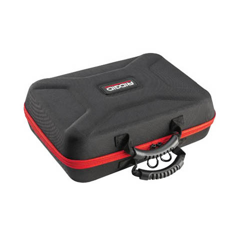 Ridgid 59323 Carrying Case for CS6/CS6x Digital Recording Monitor (Side View)