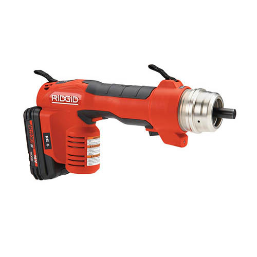 RIDGID 52108 RE 6 Electrical Tool Kit with SC-60C Scissor Cutter with Cu/Al Blades (RE-6 unit)