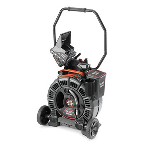 Ridgid 42348 SeeSnake RM200A Camera System, with D2A Drum