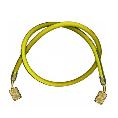 Robinair 19310 36 in Yellow Replacement Hose with Automatic Shut-off for 12134A Series