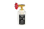 "Robinair 34065 R-134a Oil Injector Bottle with 1/2"" ACME Fitting"