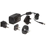 Click for larger image of the Shimpo CHU-900 Universal Charger with Adapters for DT-900 Techstrobe