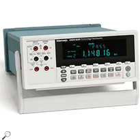 Tektronix DMM4020 5.5, 0.015% Accuracy, Bench Digital Multimeter