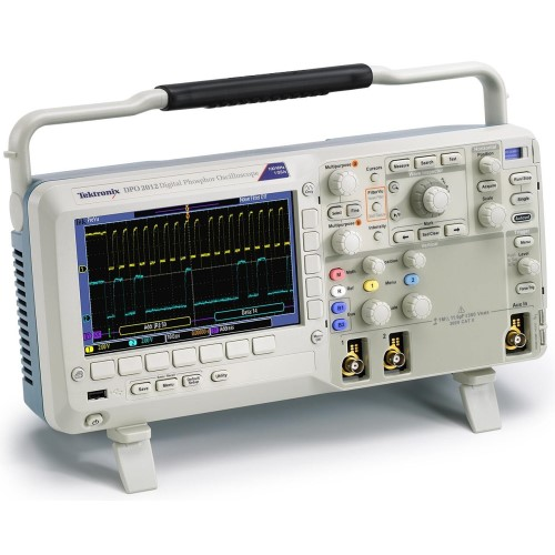 Oscilloscope Model Number : Tektronix dpo mhz digital phosphor