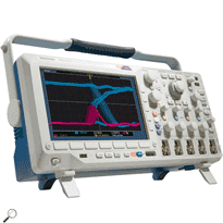Tektronix MSO3012 100 MHz, 2+16-Ch, 2.5 GS/s Mixed Signal Oscilloscope