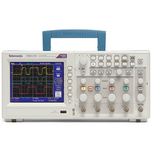 Oscilloscope Model Number : Tektronix tbs mhz ch gs s digital storage