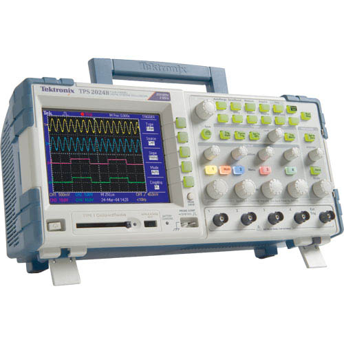Oscilloscope Model Number : Tektronix tps b mhz ch gs s digital storage
