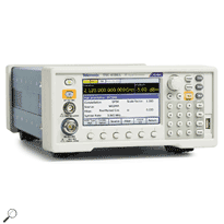 Tektronix TSG4106A-E1 TSG4106A w/ OCXO Time-Based GPIB Interface