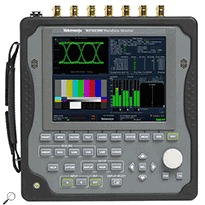 Tektronix WFM2300 3G/DL/HD/SD-SDI Multiformat Waveform Monitor