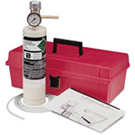 Click here for larger image of the GE Telaire 2075 and 2076 Calibration Kits