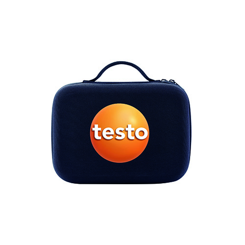 Testo 0516 0240 Refrigeration Smart Case for Probes (Closed View)
