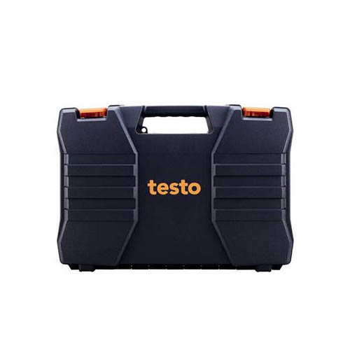 Testo 0516 1201 Service Case for Measuring Instruments and Probes (Closed View)