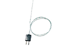 Testo 0602 0644 Flexible Temperature Probe w/ TC Adapter, Type K, 31.5 in. long, Fiberglass
