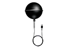 Testo 0602 0743 Globe Probe with 6-in. Diameter, Type K Thermocouple