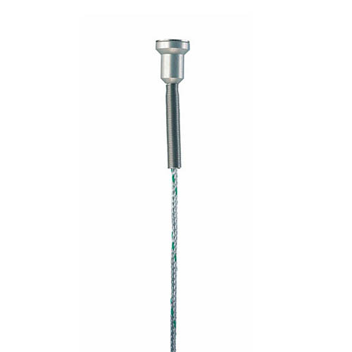Testo 0602 4892 Magnetic Probe for Higher Temperatures, 10 N Adhesive Force, Type K Thermocouple
