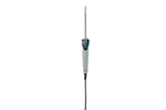 Testo 0614 1272 Waterproof Pt100 Immersion/Penetration Probe for Model 112