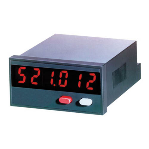 Trumeter 529K.2 Flowmeter Rate Display and Level Meter with Analog Input