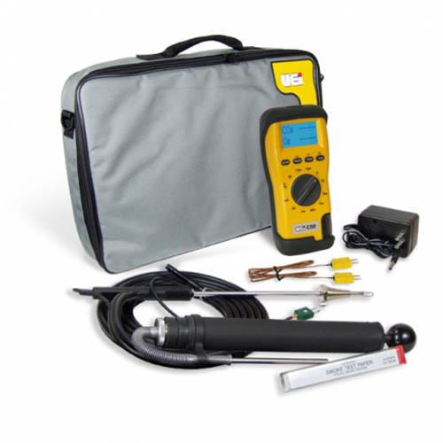 UEI C50OILKIT Combustion Analyzer Oil Service Kit, Flue Temperature and Oxygen