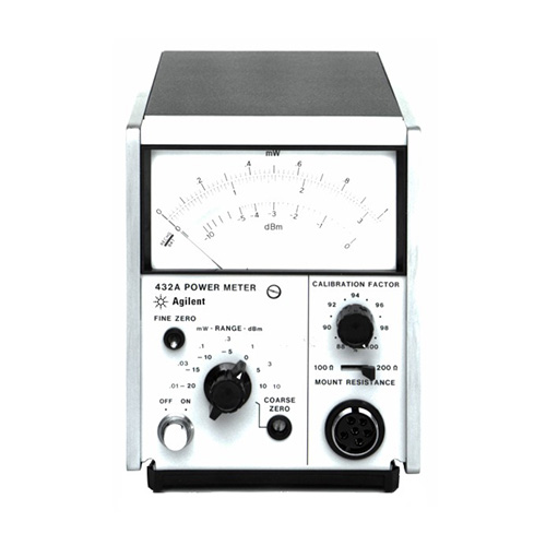 Analog Power Meter : A agilent hp analog power meter refurbished