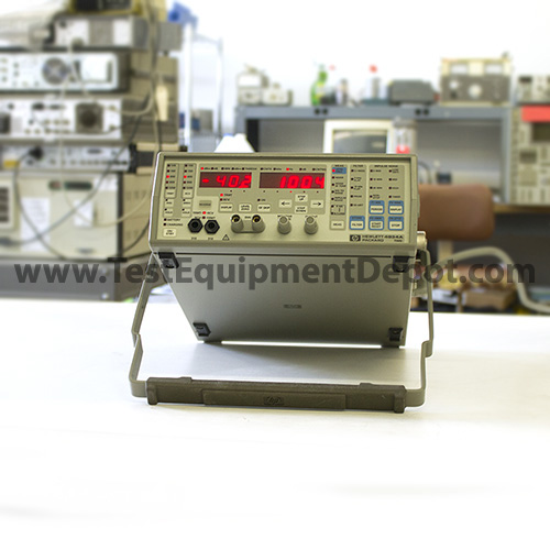 Used Test Equipment : Hewlett packard a tims refurbished hp agilent