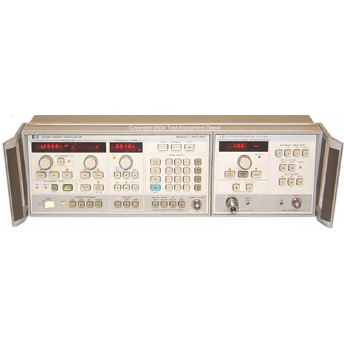 Image of Agilent-HP-8350B by Test Equipment Depot
